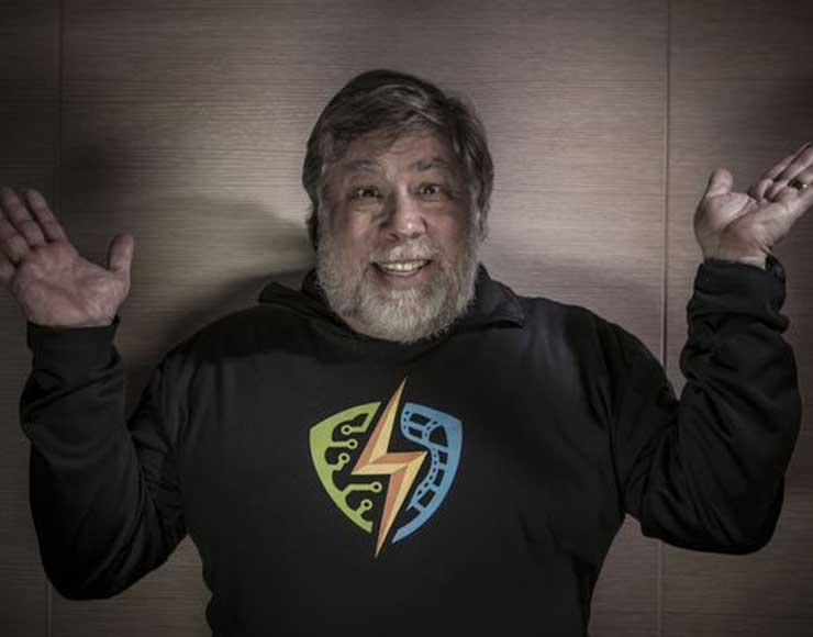 Steve Wozniak - Foto: Martin E. Klimek, USA TODAY