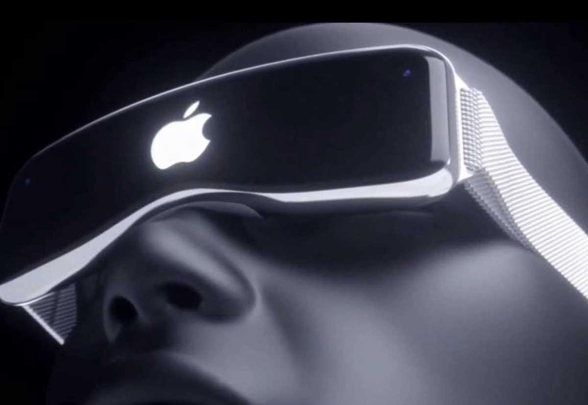 occhiali apple