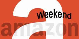 amazon offerte weekend