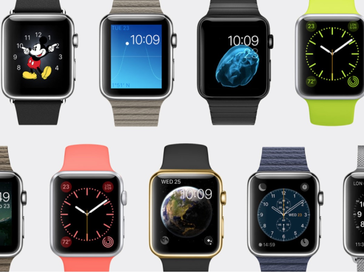 altri quadranti apple watch