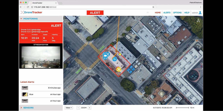 droni Apple Park, Apple studia come bloccare droni