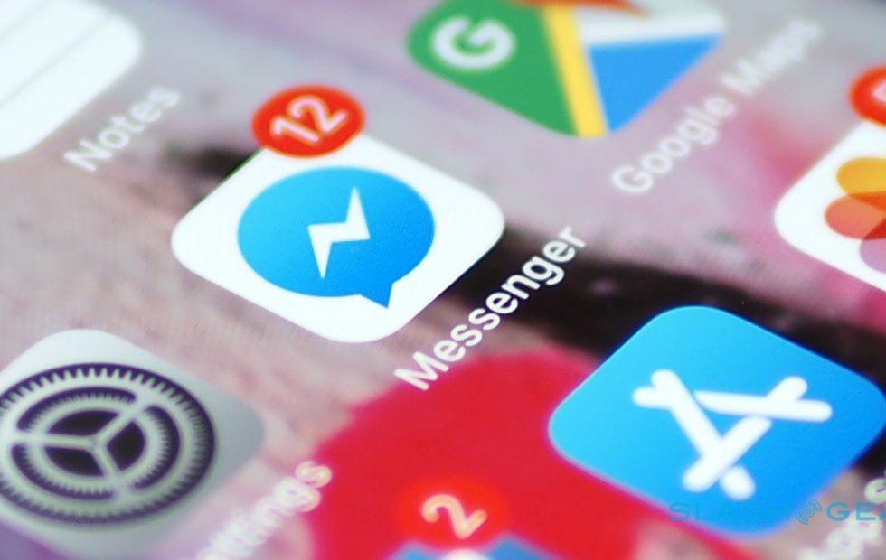 cancellare messaggi inviati su Messenger