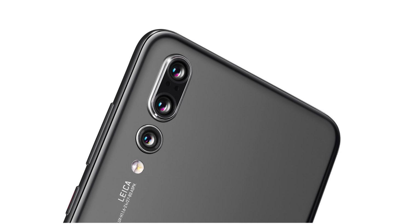 Huawei 20 PRO offre fotocamera posteriore: Leica Triple Camera, 40MP RGB f1.8, 20MP BW f1.6, 8MP RGB f2.4, 5x Hybrid Zoom, AIS, LED bicolore e fotocamera anteriore da 24MP, f2.0.