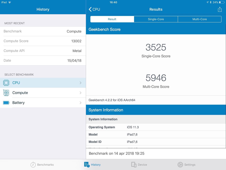 iPad 2018 recensione le prestazioni