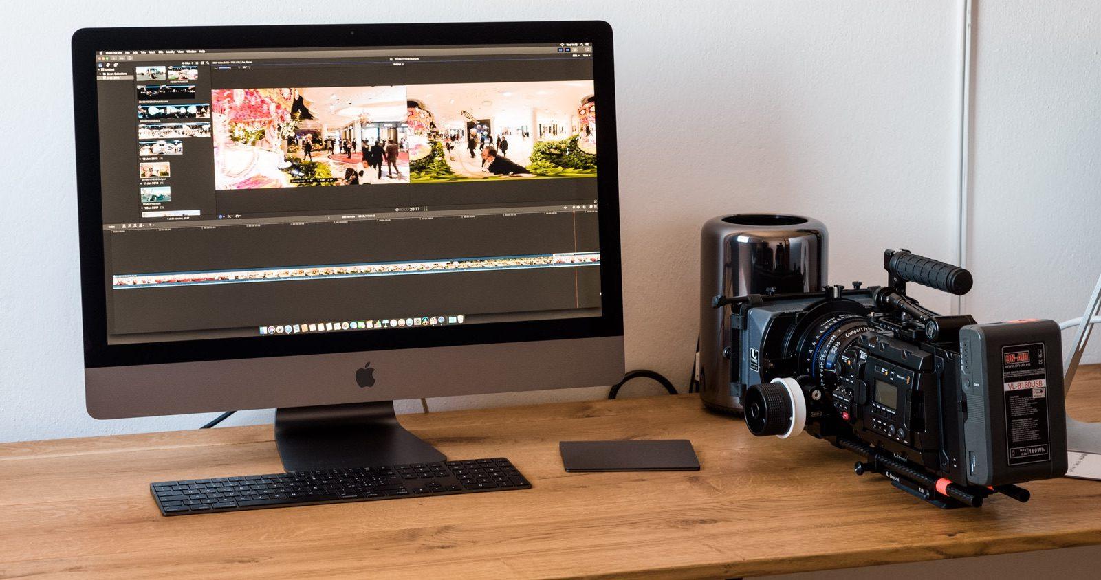 recensione iMac Pro