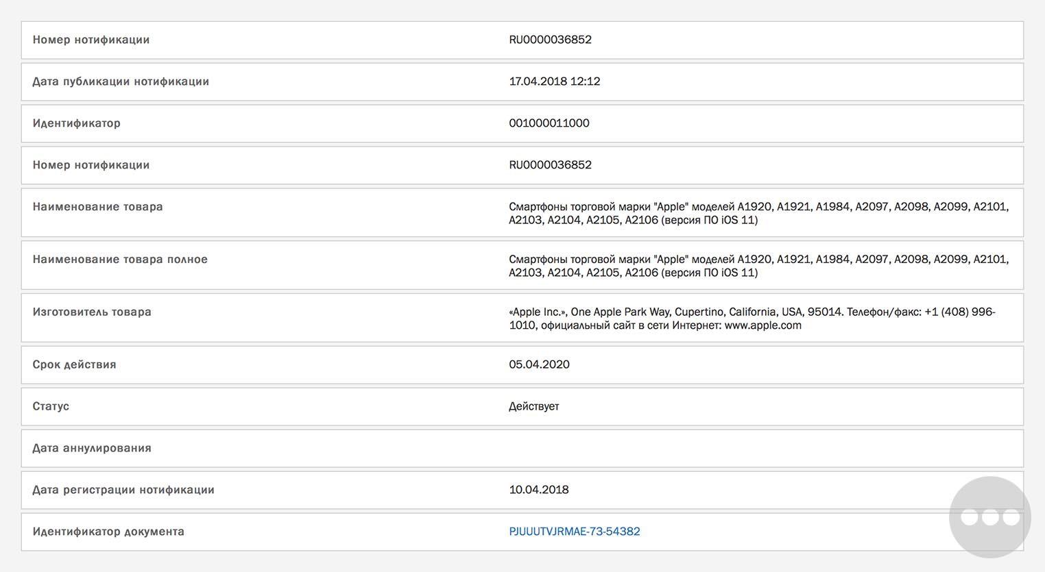 iphone se 2, foto elenco registrazioni apple commissione eurasiatica
