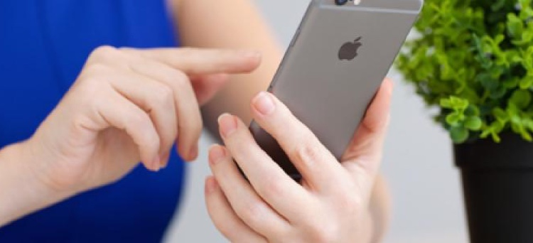 iphone gesture senza tocco
