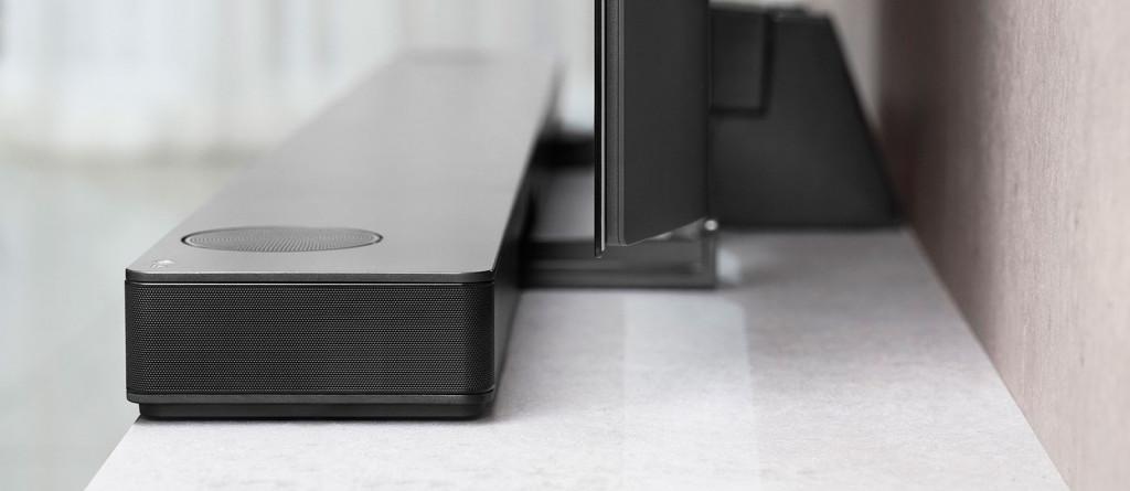 soundbar lg - foto nuove soundbar LG con Dolby Atmos