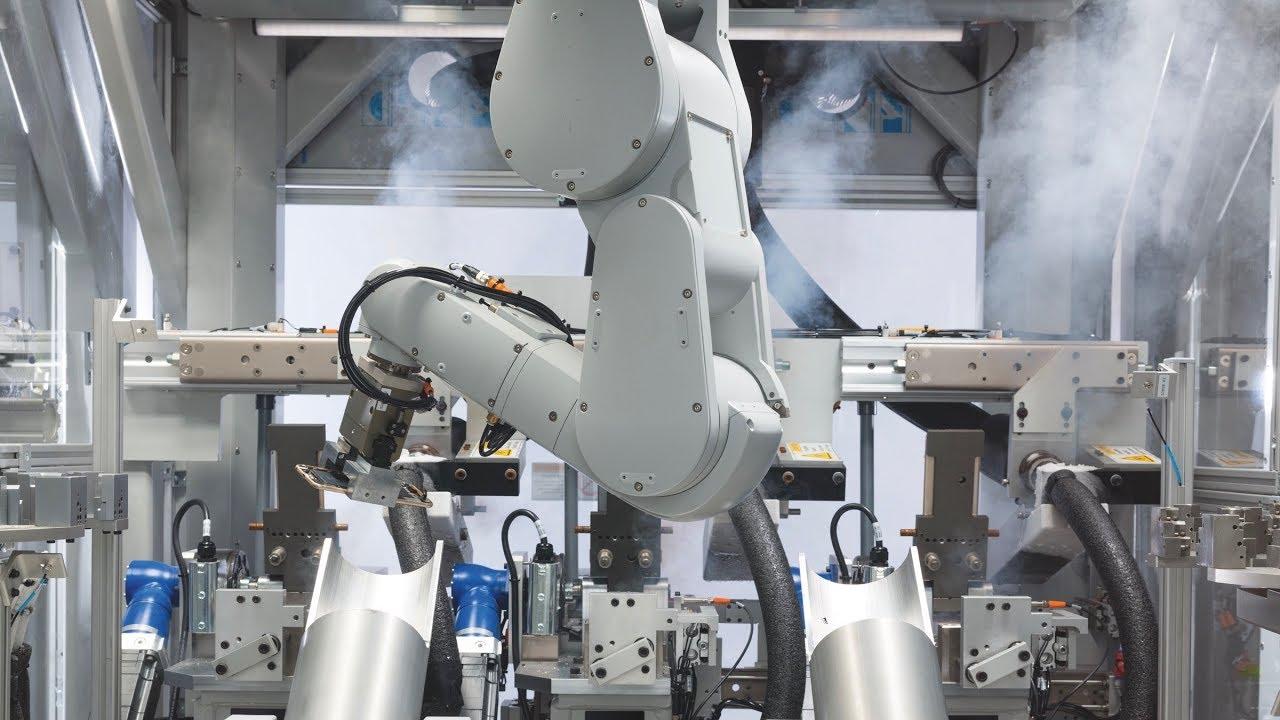 Daisy, il robot Apple che ricicla un iPhone in 11 secondi