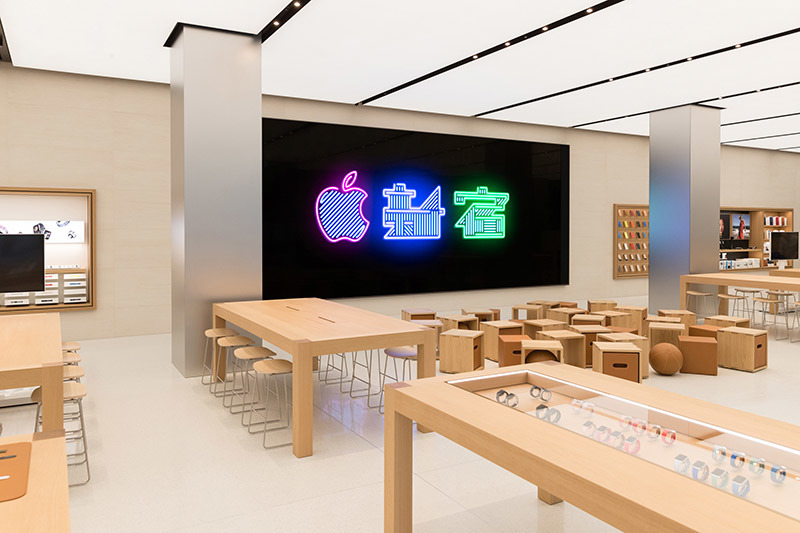 Apple Store in Giappone