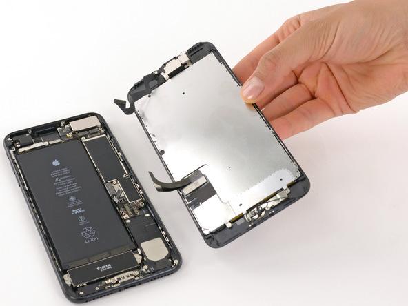 schermi non originali - foto sostituzione display iPhone 8 e iPhone x