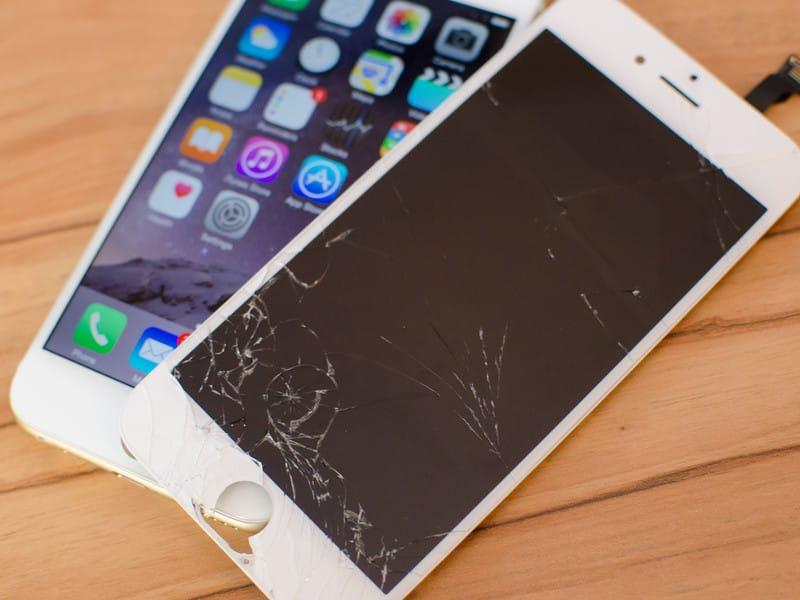 riparare lo schermo di iPhone
