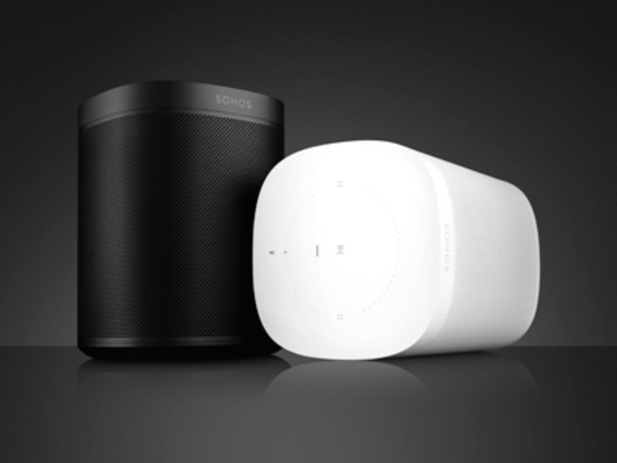 sonos 6 giugno - foto Sonos One