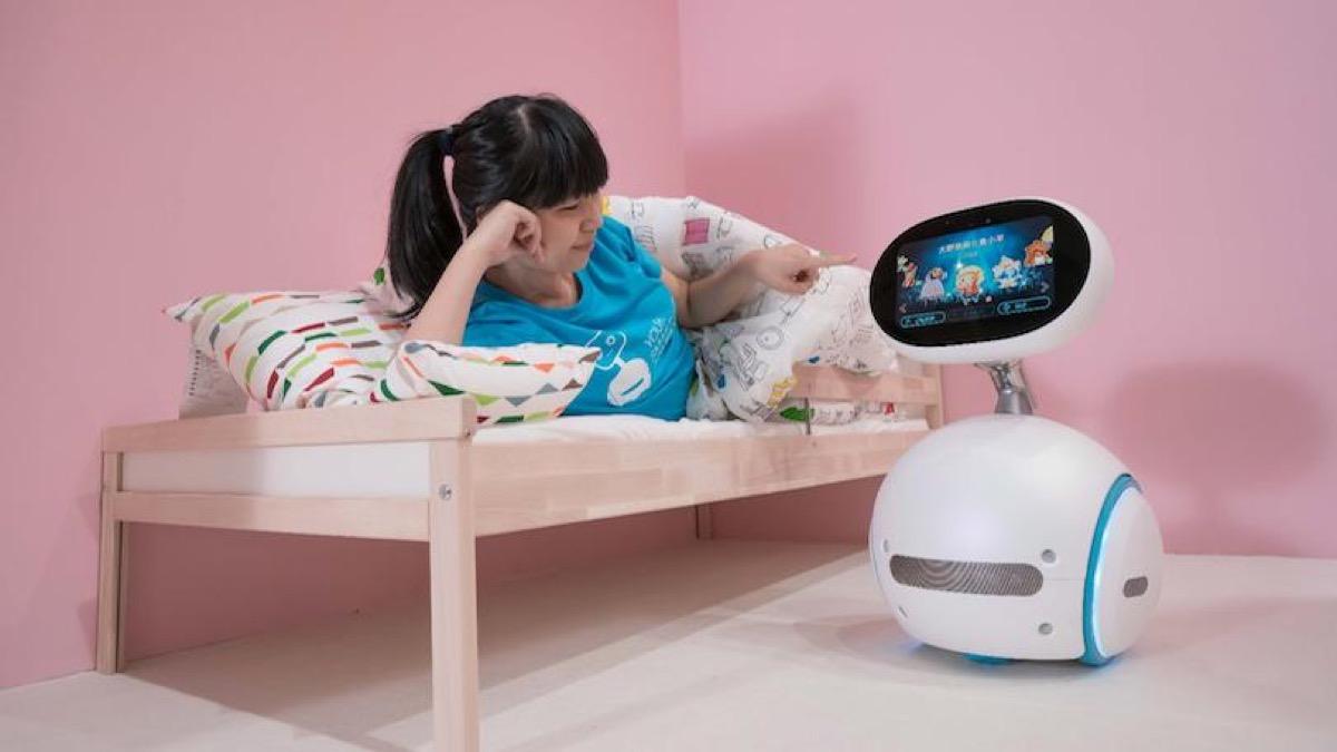Robot per la casa Amazon, Asus Zenbo