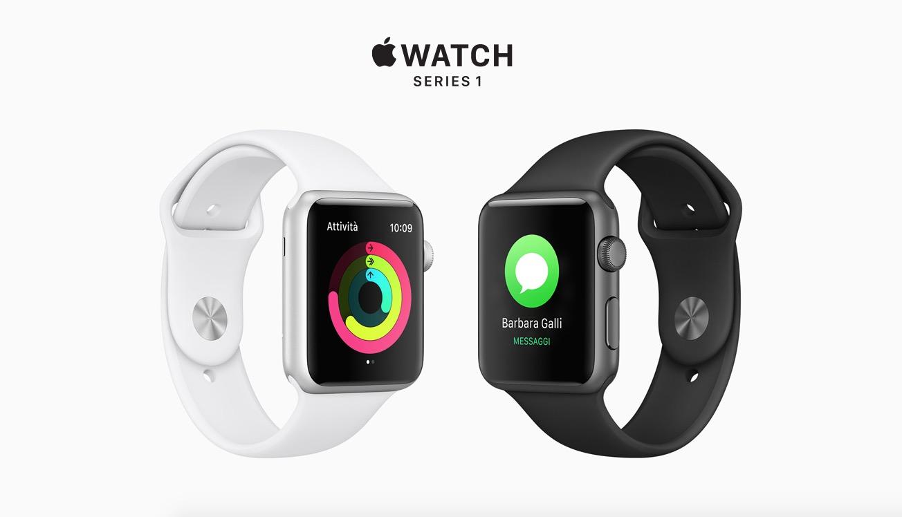 dimensioni di apple watch