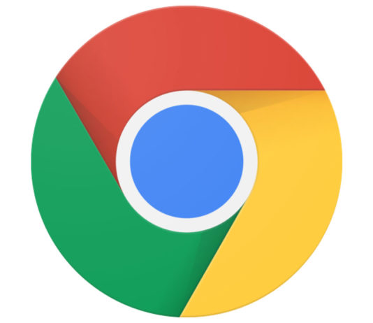 Google Chrome icona