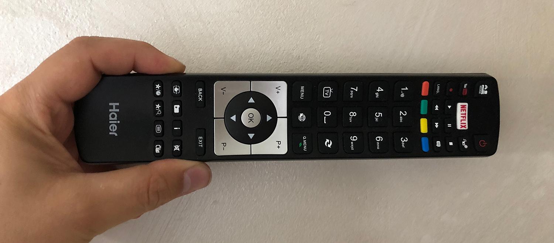 telecomando Haier U55H7000