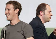 Mark Zuckerberg e Jan Koum