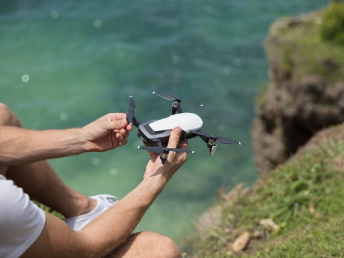 Mavic Air Travel