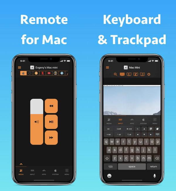 Controllo remoto del Mac via Wi-Fi