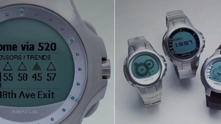 L'orologio SPOT di Microsoft