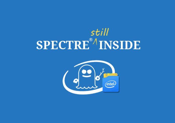Still Spectre Inside