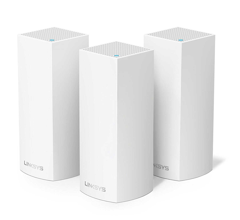 Sistema Wi-Fi mesh Velop di Linksys alternativa ad airport di apple