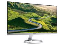 Offerte speciali Amazon sui monitor ACER per ufficio, gioco o progettazione grafica