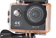 Action Cam con Wi-Fi, registra in 4K: offerta lampo a 40 euro