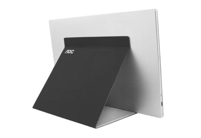 display portatile aoc