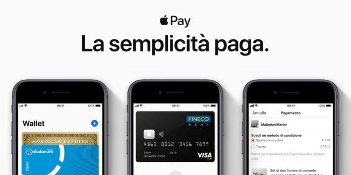 Fineco Apple Pay