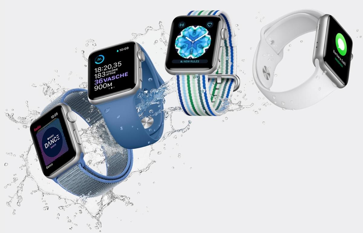 indossabili apple - foto Apple Watch Serie 3