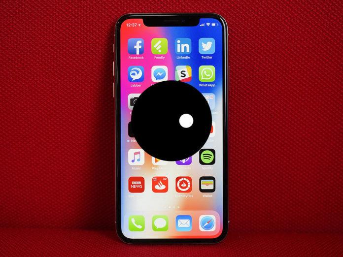 Con iOS 11.4 risolto il bug del punto nero della morta