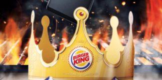 Vinci un Samsung Galaxy S9 al giorno con Burger King durante i mondiali 2018