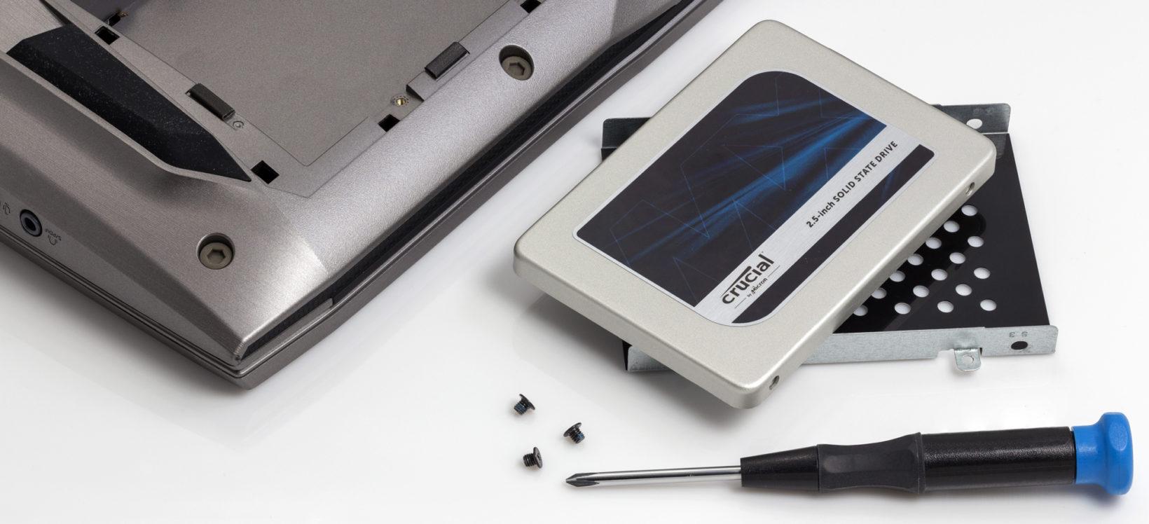 Installazione SSD
