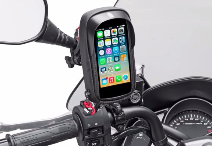 Calimoto, l'app per usare iPhone come navigatore GPS per moto