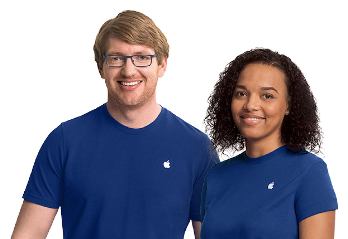 il servizio assistenza clienti di apple
