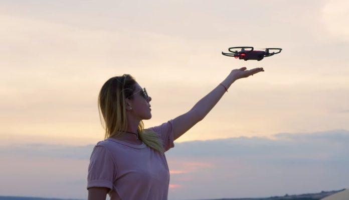 DJI Spark, il selfie-drone in sconto imperdibile a soli 332 euro