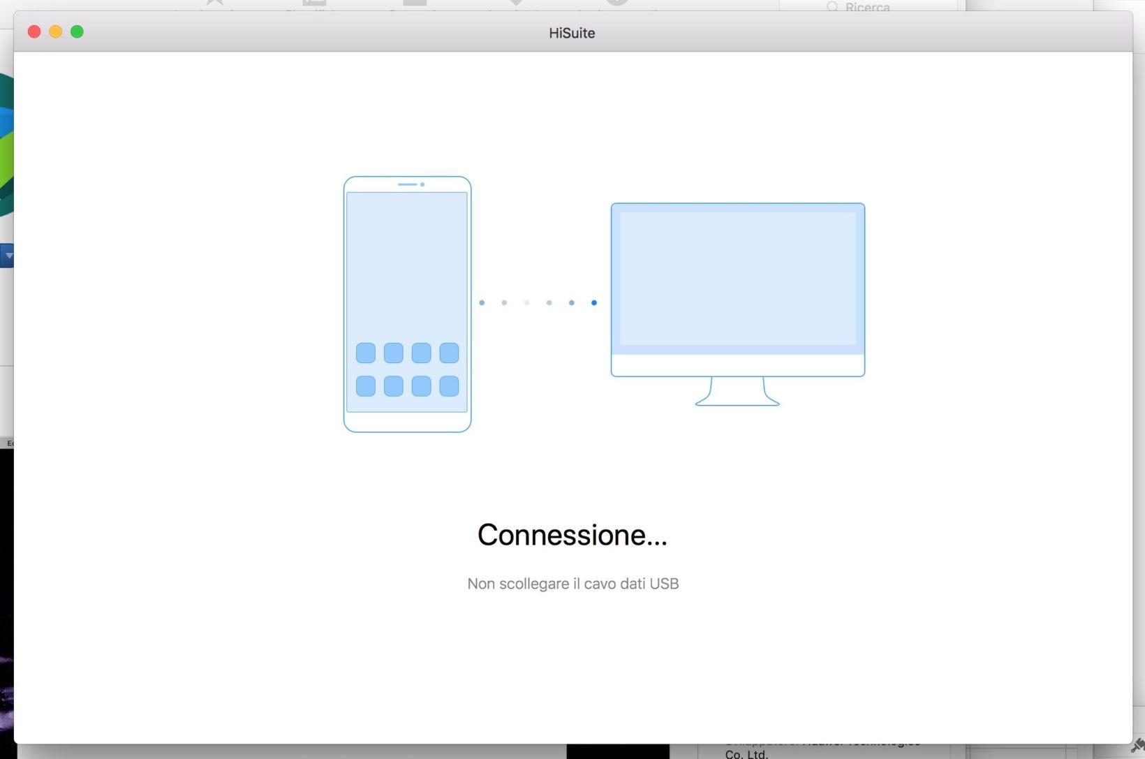 descargar hisuite mac