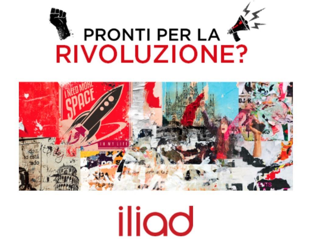 negozi iliad, foto immagine teaser iliad italia, pronti per la rivoluzione