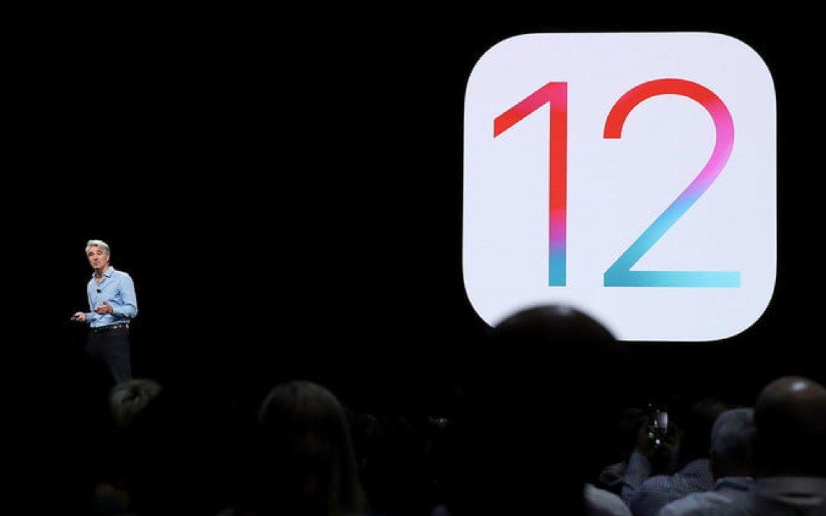 iOS 12, WWDC 2018