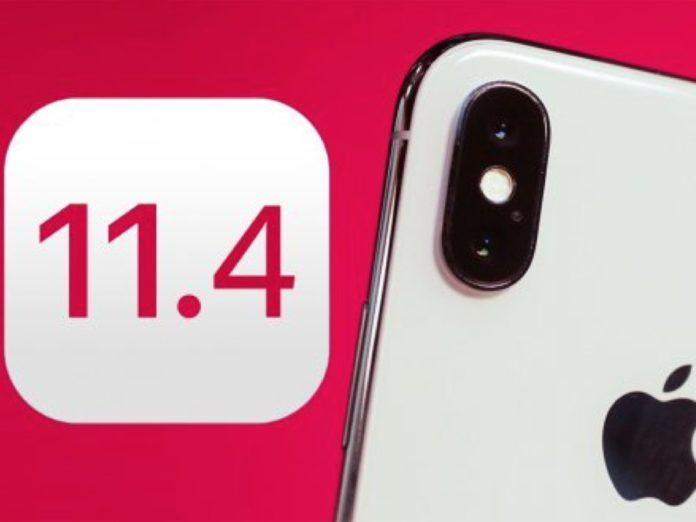 iOS 11.4 con AirPlay 2