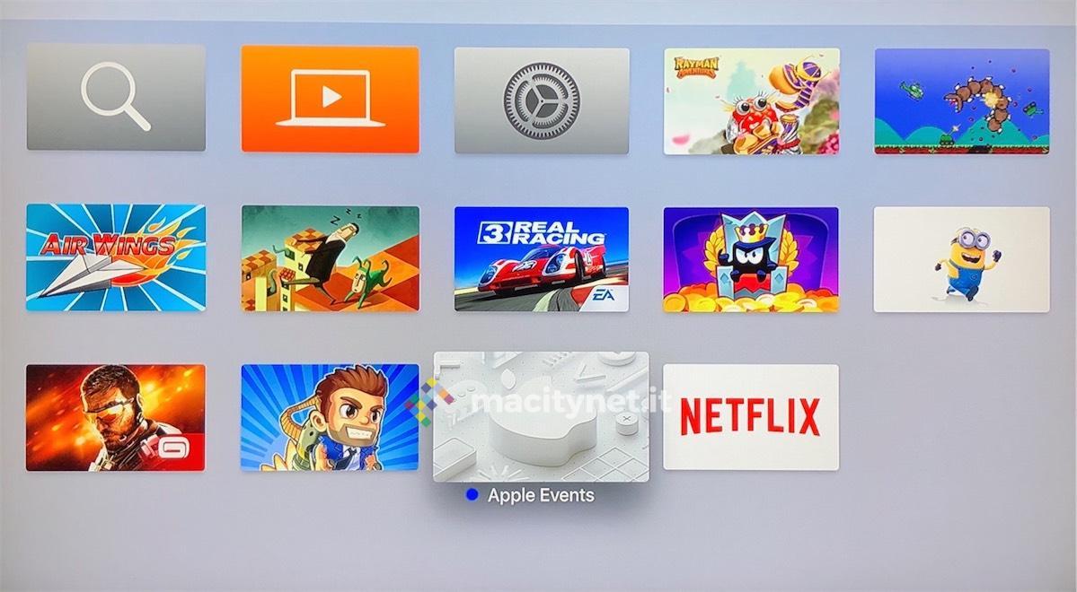 keynote wwdc 2018 Apple aggiorna Apple Events per vedere il keynote WWDC 2018 su Apple TV