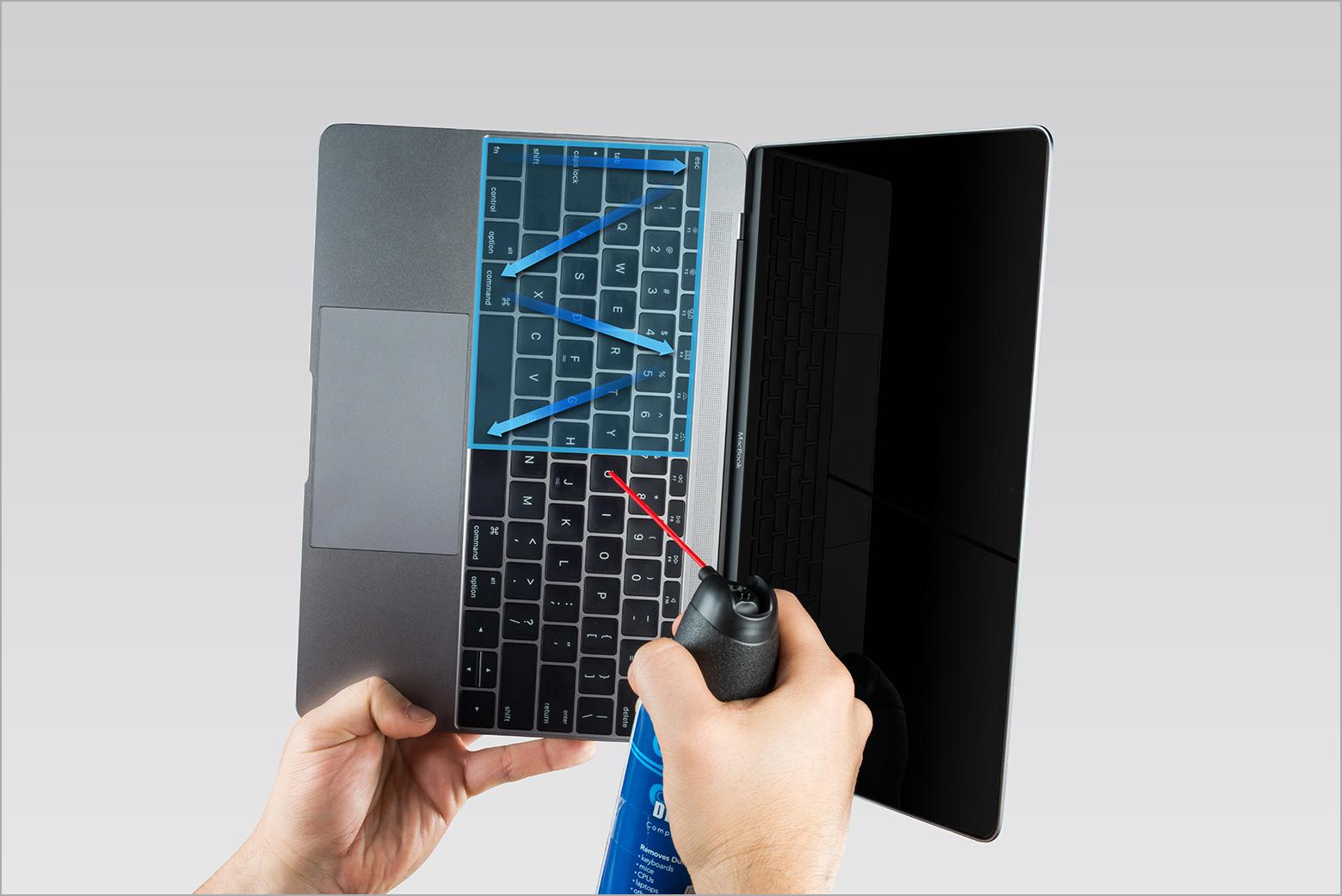 Tastiere MacBook Pro e MacBook difettose, azione legale in USA