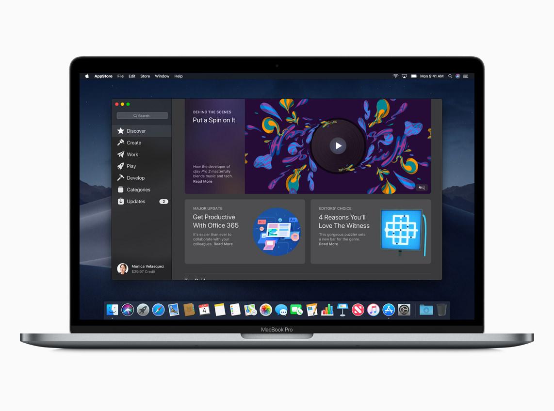 macOS 10.14, ecco che cosa potremo vedere nel nuovo sistema operativo