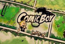 Comic boy