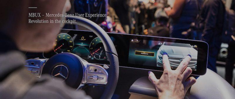 carplay per Mercedes-Benz