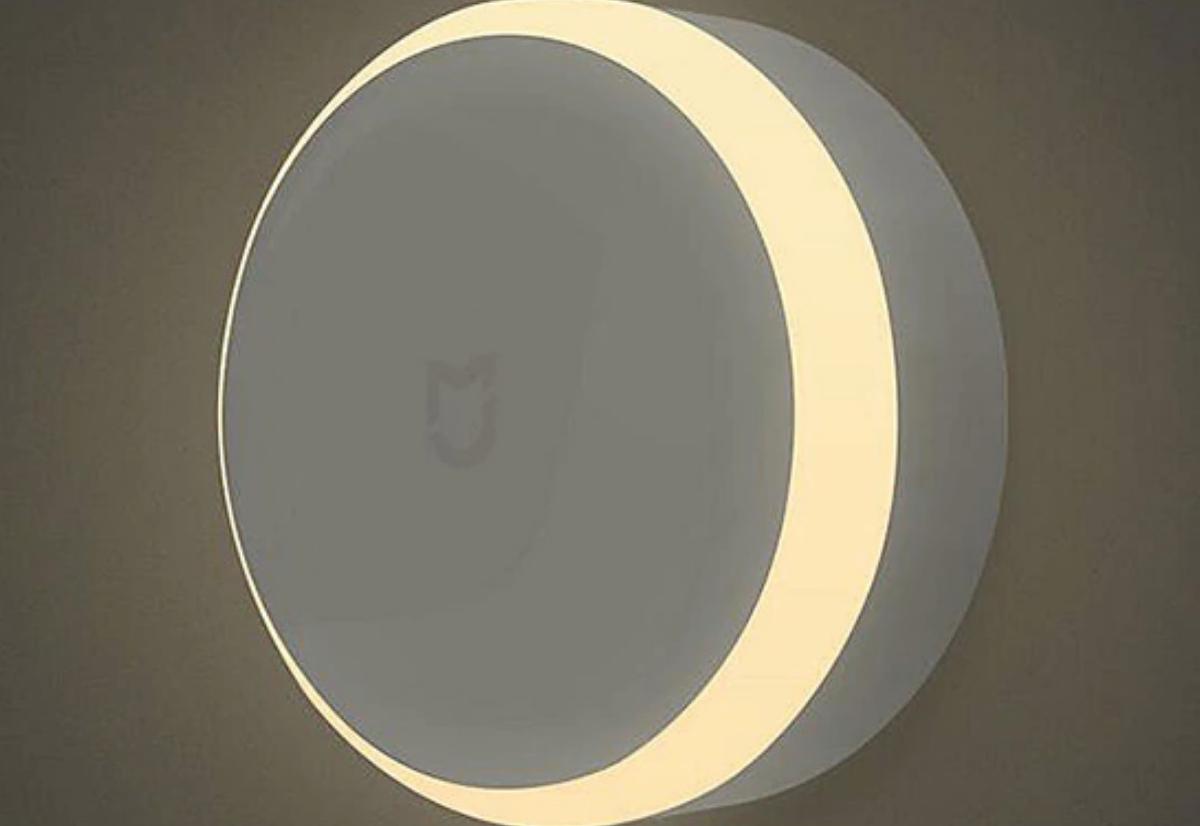 Luce notturna xiaomi: foto sensibile e con 12 mesi di autonomia a