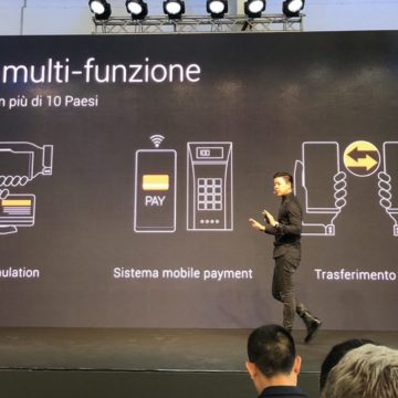 Xiaomi Mi Mix 2s debutta ufficialmente in Italia, presentato a Milano