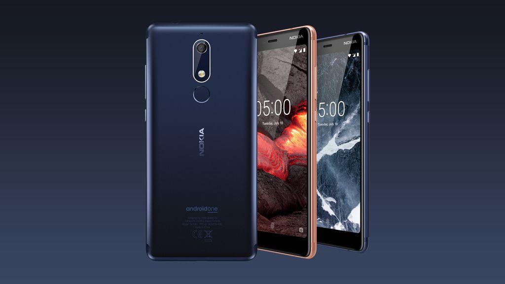 nuovo nokia 5, Nuova generazione Nokia 2, Nokia 3 e Nokia 5: terminali di qualità a zero compromessi